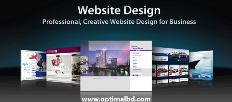 Necessary of Web Design and Web Development in Bangladesh