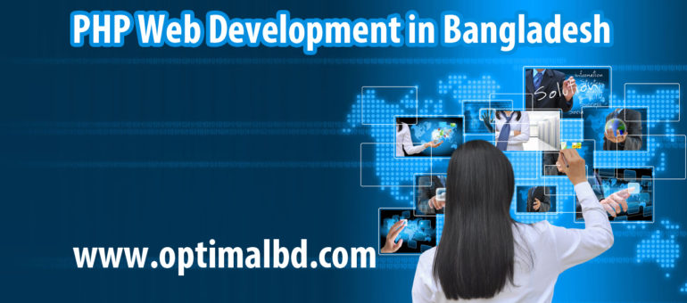 PHP web development in Bangladesh
