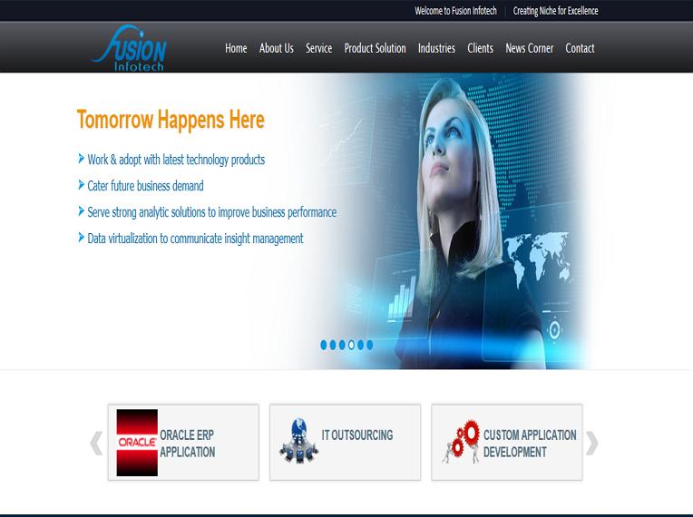 Fusion Infotech