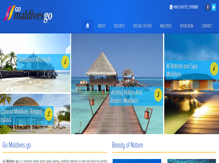 Go Maldives Go