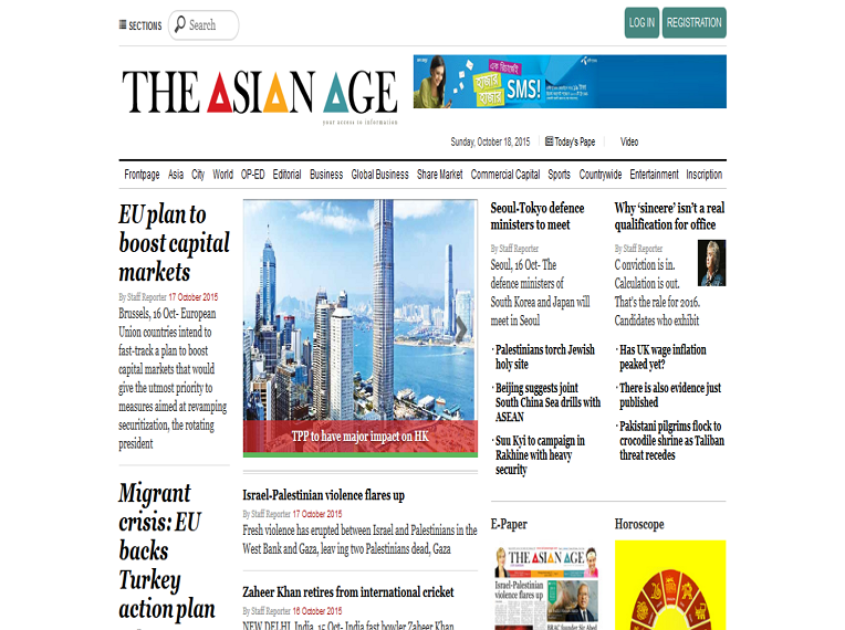 The Daily Asian Age